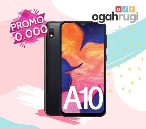 Samsung A10 Cuma seharga Rp 10.000