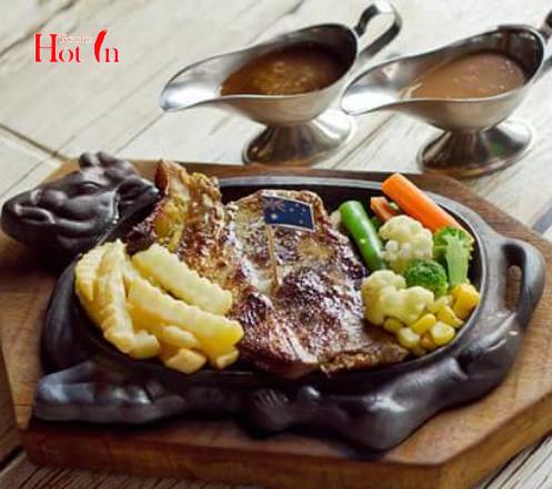 Hot In Resto (Steak Package)