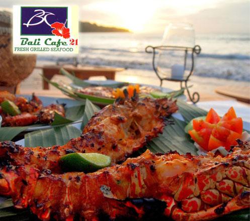 Bali Cafe 21 Jimbaran