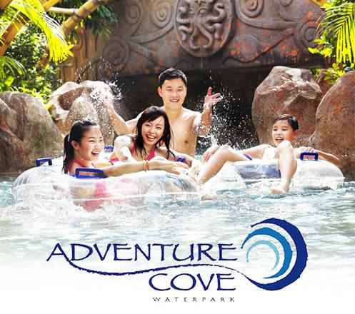 Adventure Cove Waterpark Sentosa Singapore 02