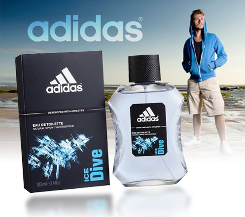 Adidas EDT Perfume Series 02