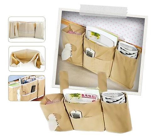 Bedside Caddy Organizer 02