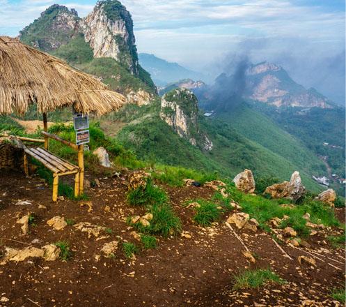 One Day Trip Tebing Keraton - Bukit Moko - Stone Garden