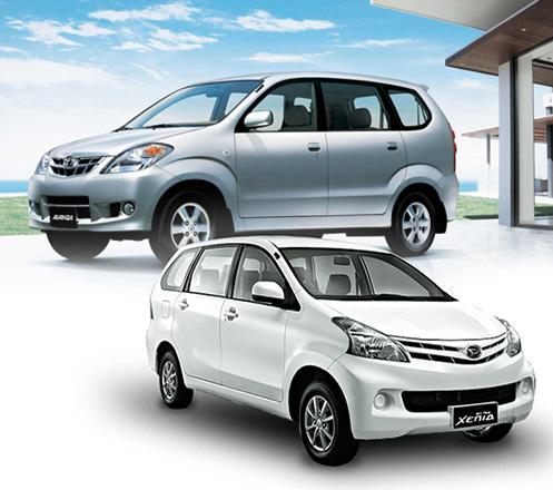 Car Rental Lombok (8 Jam)