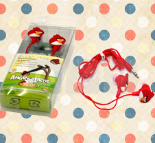 Earphone Angry Birds