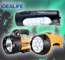 Flashlight IDEALIFE