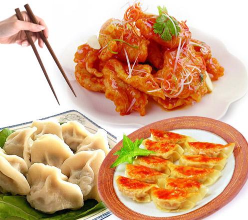 Menu Paket Fu Man Chinese Restaurant