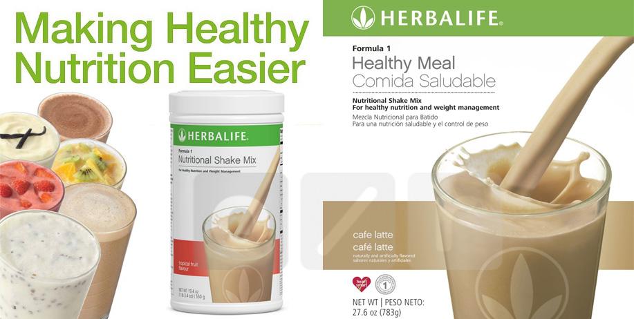 Cara Diet Sehat Herbalife