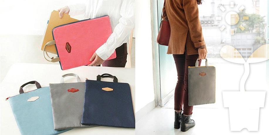 Lindungi Gadget Kamu dengan Iconic Notebook Sleeve