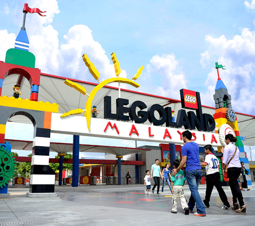 Legoland Combo Theme Park & Water Park Malaysia 02