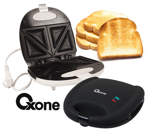 Oxone Sandwich Toaster (OX-835)