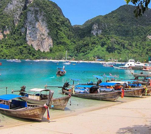4D3N to Explore Phuket - Phi Phi Island