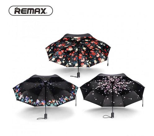Payung Lipat Mini Otomatis dengan Desain Menarik (RT-U3)