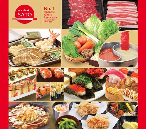 SATO All You Can Eat Premium dari Washoku SATO