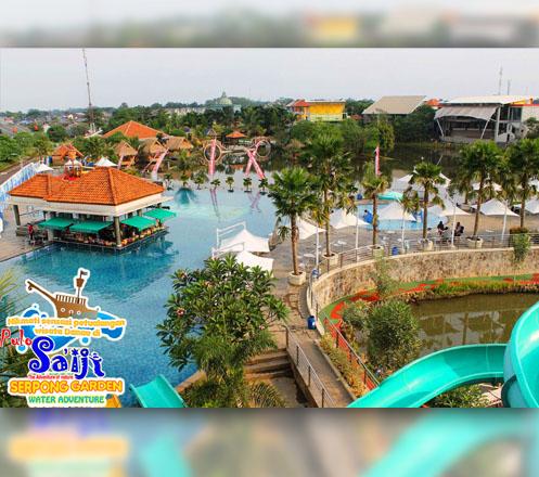 Taman Wisata Bahari Pulo Saiji Serpong