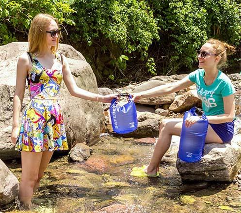 Safebet Floating Waterproof Bucket Dry Bag 15L