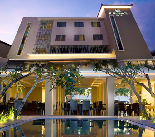 Paket 3D2N Hotel Santika Kuta - Bali
