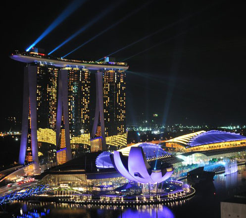 3D2N Singapore Valentines Day Tour