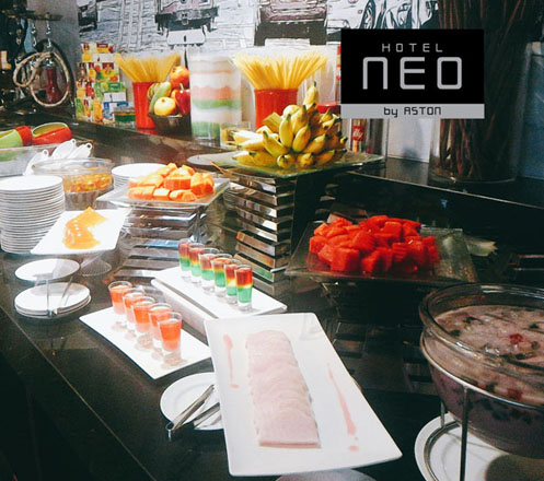 Smart Lunch Buffet at Hotel Neo Mangga Dua Square