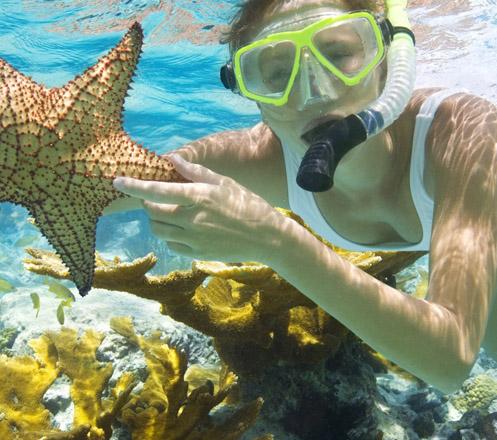 Snorkeling at Bali 02