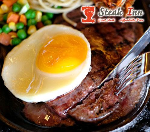 Steak Inn Crazy Discount