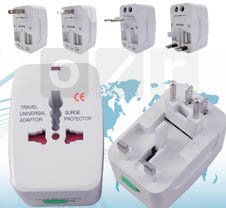 Universal Travel Adaptor from TOKOKADOUNIK.COM