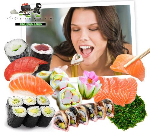 Toriageru Sushi (Voucher Value)