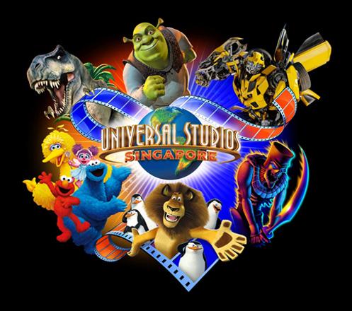 Universal Studio Singapore 02