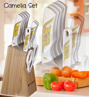 Knife Set Vicenza