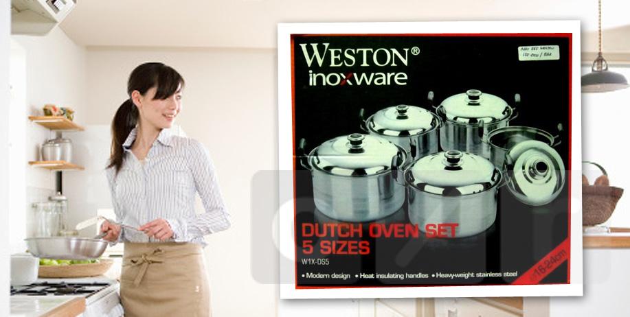 Weston Inoxware