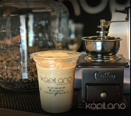 Voucher Value senilai 100.000 dari KopiLano