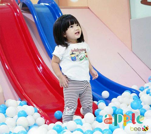 Apple Bee Kidz Playground di Mall Taman Anggrek
