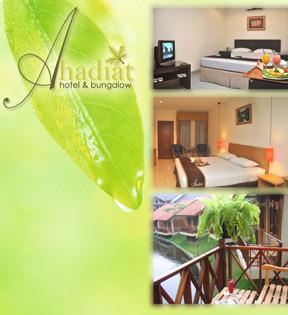 Ahadiat Hotel & Bungalow Bandung 2