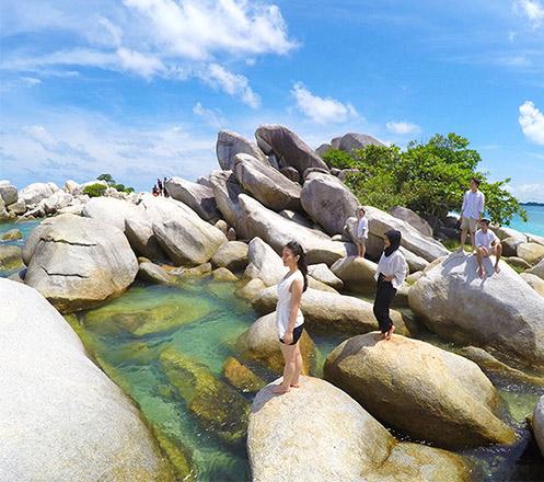 3D2N Tour Belitung