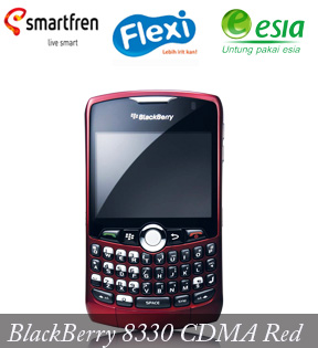 BlackBerry CDMA Bundling Smartfren