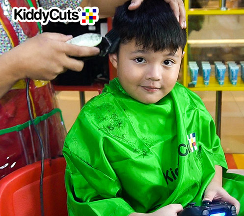 Voucher Value Worth Rp 100.000 from KiddyCuts Kids Salon