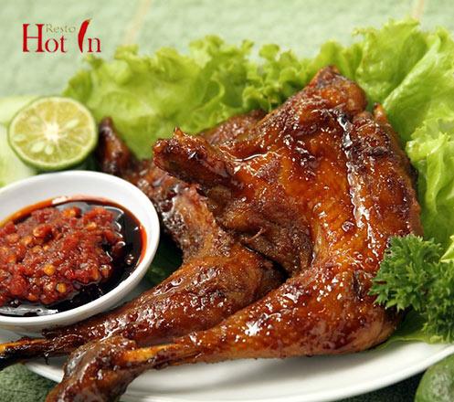 Hot In Resto (Chicken Package) 02