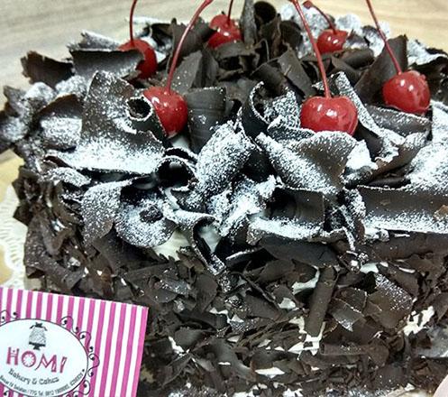 Paket Roti, Kue Lapis, Black Forest dan Chocolate Cake 02