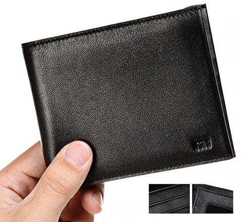 Original Xiaomi Business Genuine Leather Wallet for Credit Card