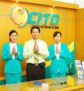 Laboratorium Klinik CITO 3