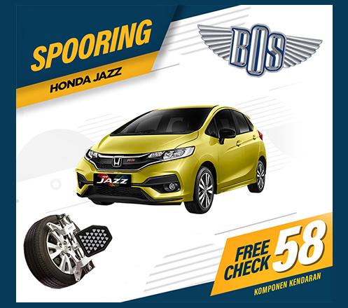 Promo Spesial Spooring Mobil Honda Mobilio Brv Stream Dengan Rp