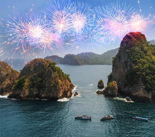 Mantai Akhir Tahun di Pulau Pahawang + Pulau Wayang 3D2N