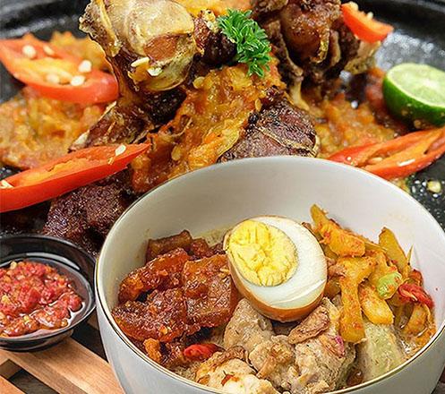 Voucher Value Warung Cak Lontong Senilai Rp 50.000