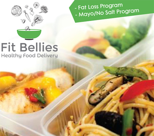 Fit Bellies Healthy Catering, Paket Fat Loss & Diet Mayo1