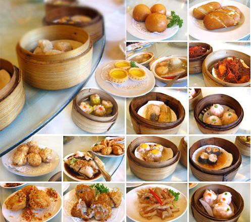 All You Can Eat Dimsum at Golden Ming Restaurant