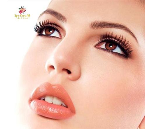 BB Glow, Sulam Alis 6D, Eyelinner, & Bibir dari Spa Love All