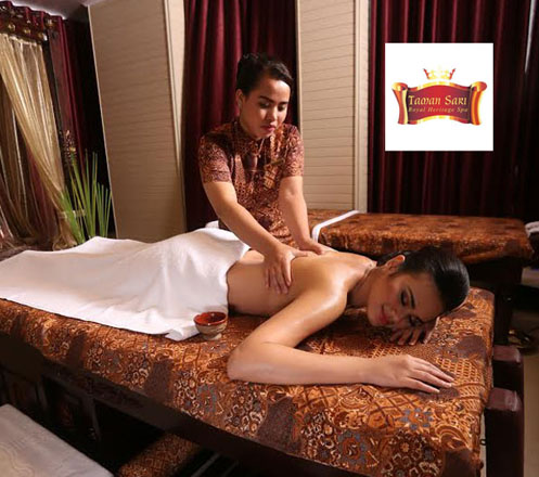 Beauty Treatment Package from Taman Sari Royal Heritage Spa 02