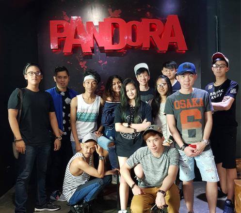 Pandora Experience di Mall Ciputra Jakarta 02