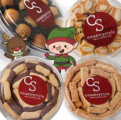 Christmas Cookies dari Country Style 250gr