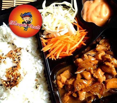 Whoopie Bento Chicken Teriyaki